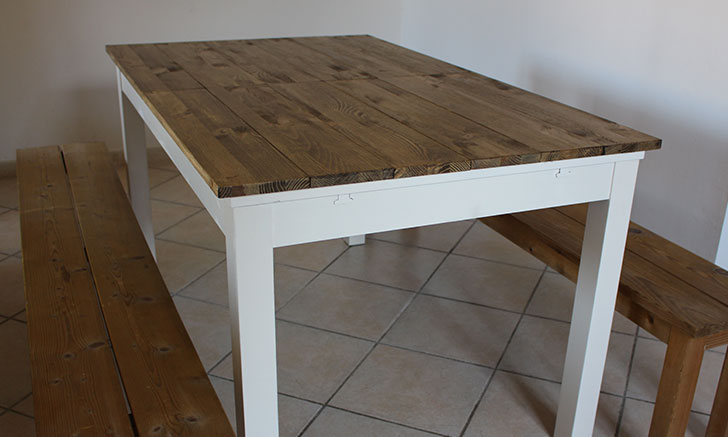 To fashion and beyond blog mode cuisine d co voyages diy - Ikea pied de table ...