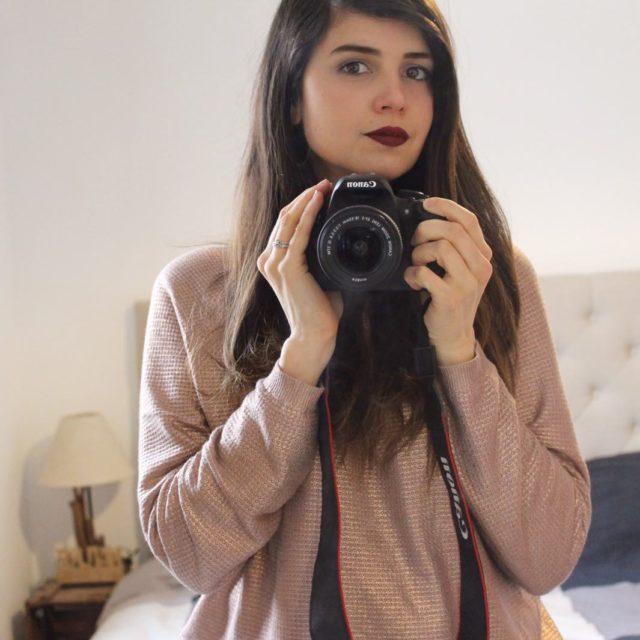 Jai retrouv mon appareil photo ! ravie  selfie camerahellip
